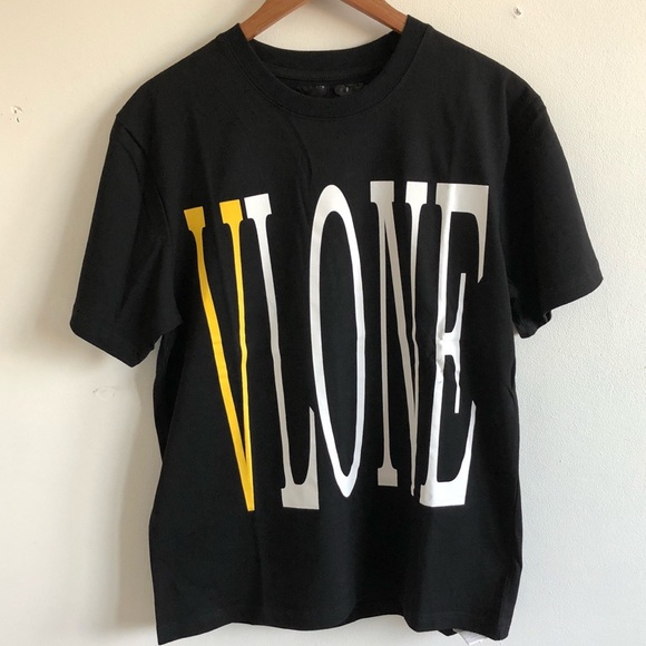 VLONE Other - Vlone Yellow Staple Tee Shirt